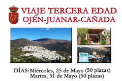 Viaje de la Tercera Edad a Oj�n- El Juanar- La Ca�ada