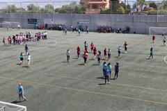 Los Juegos Deportivos re�nen a 300 alumnos de secundaria en �lora
