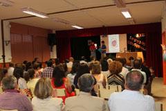 Clausuradas las Jornadas Culturales del Colegio El Hacho