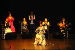 El flamenco-fusi�n de Jap�n se deja notar en �lora
