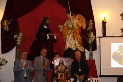 Charla-coloquio del insigne imaginero sevillano D. Luis �lvarez Duarte