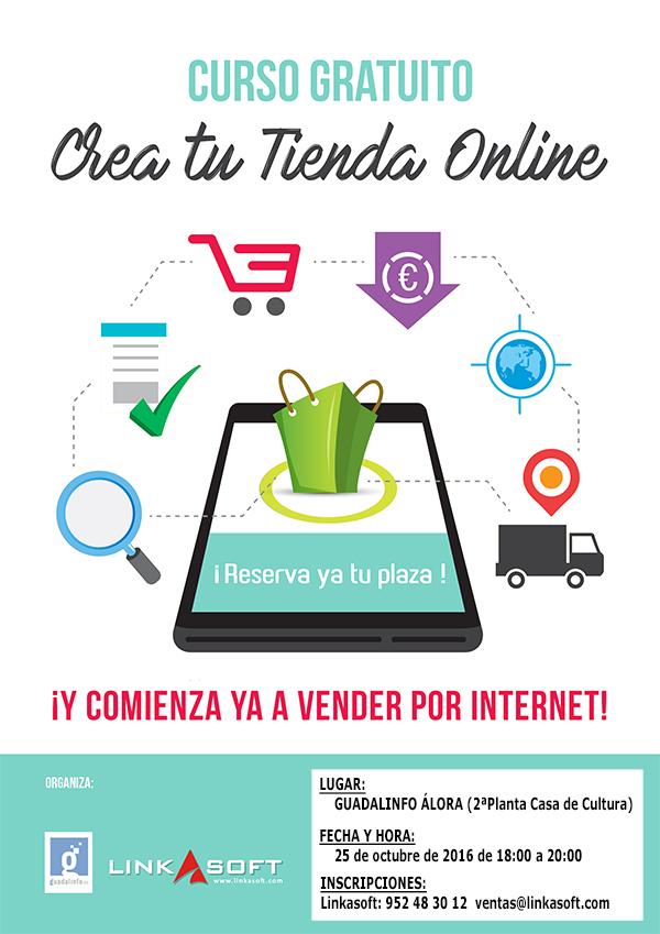 Curso gratuito crea tu tienda online for Crea tu casa online