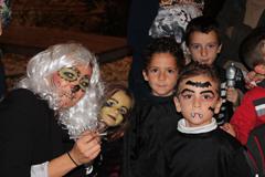 El Ayuntamiento organiza dos concursos con motivo de la Fiesta de Halloween