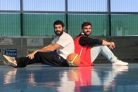 José Carlos Álvarez y Rodrigo Juarez