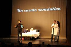 Álora acoge estos días el exitoso Festival de Teatro Aficionado