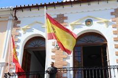 Álora conmemora el 38 Aniversario de la Constitución Española