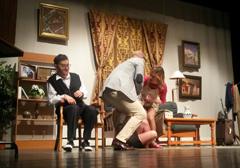 """""""El casado quiere casa"""" vuelve al Teatro Cervantes"""
