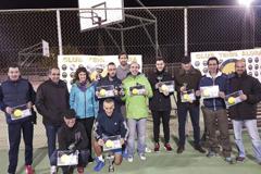 Clausura del Torneo de Tenis Otoño 2016