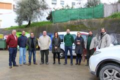 Arrancan las obras de mejora y reparación en la carretera Álora-El Chorro