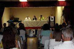 Exitosa presentación de la nueva novela de Antonio F. Ortiz