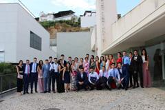 El IES Las Flores celebra el Acto de Graduación de Segundo de Bachillerato