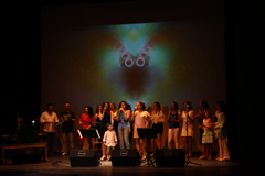 Exitoso concierto de la Escuela de Canto y Piano de Álora