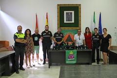 El Ayuntamiento renueva la red de comunicaciones de Protección Civil
