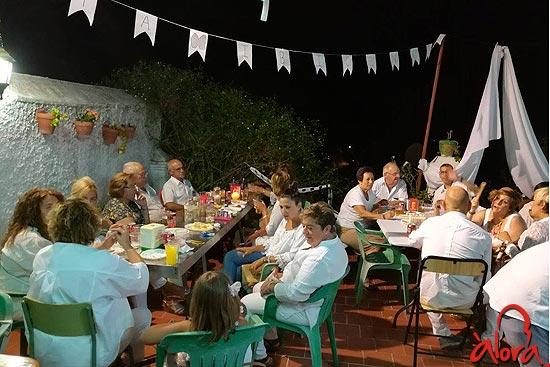 Dolores Coronada Celebra Su Viii Fiesta Ibicenca