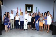El Ayuntamiento entrega las Subvenciones al tejido asociativo de Álora