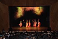 El Teatro Cervantes acoge con éxito el XV Festival de Baile