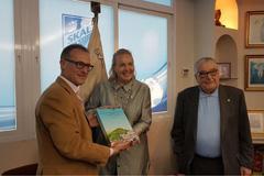 El Alcalde participa en un encuentro anual de la Skål Internacional