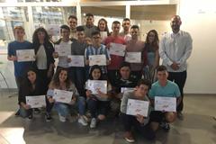 21 j�venes participan en el Curso de Salvamento y Socorrismo