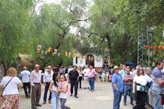 El Chorro disfruta de su XX Fiesta Popular