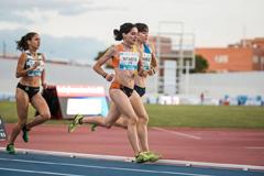Belén Infantes participa en el Meeting Iberoamericano de Atletismo