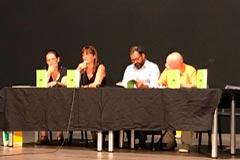 """Presentación de la Revista """"Álora, La Bien Cercada"""" en Jaén"""