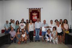 El Ayuntamiento entrega las Subvenciones a Hermandades y Cofradías de Álora
