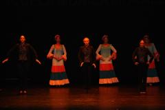 El XVI Festival de baile llena de m�sica, ritmo y color el Teatro Cervantes