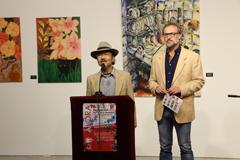 Inaugurada la 7� Exposici�n ��lora Artistas Independientes�