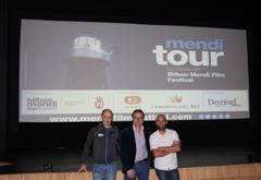 Arranca  el Ciclo de Cine de Montaña y Aventura Mendi Tour en Álora