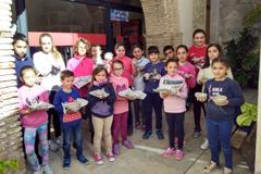 La Concejalía de Cultura organiza un Taller Infantil de Cerámica