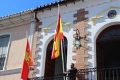 �lora conmemora el 40 aniversario de la Constituci�n Espa�ola