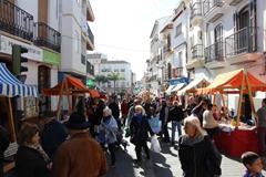 Clausura del XII Mercado Navideño en Álora