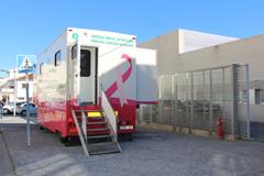 La campaña de detección precoz del cáncer de mama llega a Álora