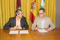 Ayuntamiento y Facultad firman un acuerdo de colaboración