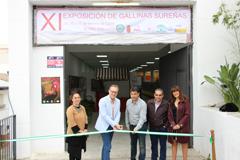 La XI Exposici�n de Gallinas Sure�as abre sus puertas al p�blico