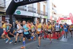 """Álora acoge con éxito el 21º Medio Maratón """"Álora-Valle del Sol"""""""