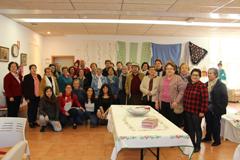 Exposición y desayuno para conmemorar el Día de la Mujer
