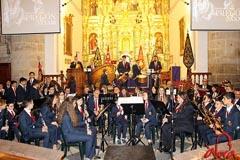 La Banda Municipal de Música estrena nuevos trajes durante el Pregón