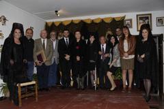 La Asociación Cultural acoge la Exaltación de la Saeta y de la Mantilla