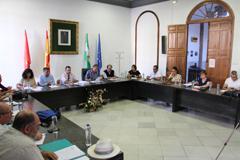 Aprobado por unanimidad el proyecto de Supermecado y Estación de servicio