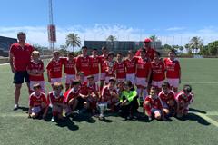 El equipo alev�n de la Escuela de F�tbol se proclama Campe�n Provincial
