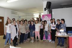 La Casa de la Cultura acoge una interesante charla sobre el cáncer de mama