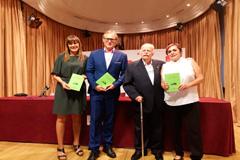 """Se presenta en Madrid la revista """"Álora, la bien cercada"""""""