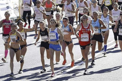 Belén Infantes gana la Carrera de la Mujer
