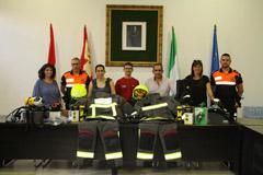 El Ayuntamiento adquiere nuevo equipamiento para Protección Civil