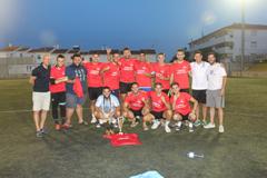 Talleres Rapecris se proclama campeón en el  Torneo de Fútbol 7