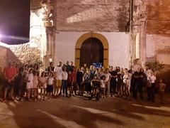 El patrimonio histórico perote abre sus puertas en las noches de verano