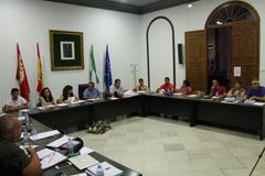 Carlos Dimas Arana toma posesión como nuevo concejal del Ayuntamiento