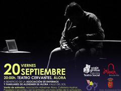 El Teatro Cervantes acoge la obra ben�fica �YO S� S� QUIEN ERES�