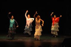 El Teatro Cervantes acoge el XVII Festival de Baile �M�nica Morales�